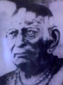 SECOND Original photo of Akkalkot Swami Samarth taken by Kodak Company photographer